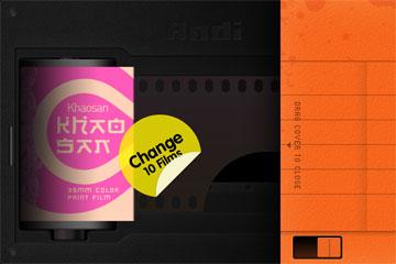 Andigraf - Change various film