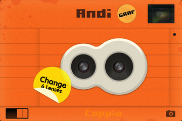 Andigraf - Change various lenses